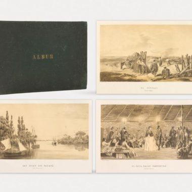 Expertises livres anciens et lithographies