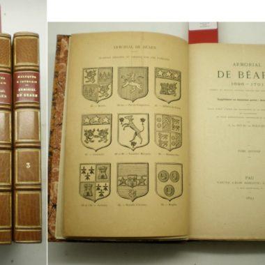 Expertise livres anciens Nouvelle Aquitaine