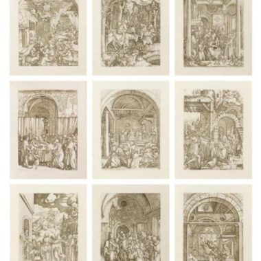Expertise gravures albrecht Durer